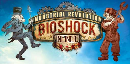 Bioshock Infinite Industrial Revolution
