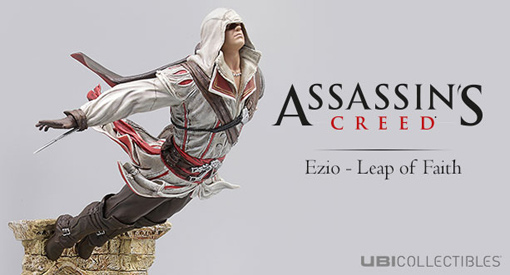 Figura Ezio Auditore Leap of Faith Assassin's Creed