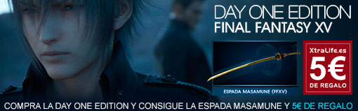 Oferta Regalo Final Fantasy XV