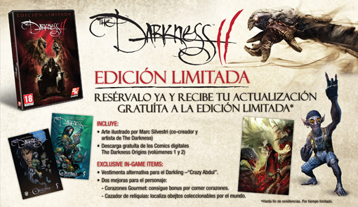 The Darkness II Limitada