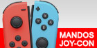 Mandos Joy-Con Switch