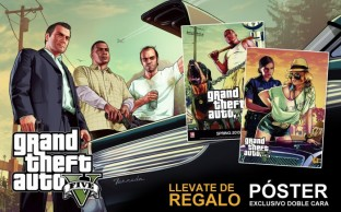 Comprar Grand Theft Auto V | Videojuego PlayStation 3 / PS3