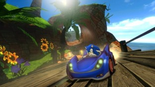 Comprar Sonic All-Stars Racing Transformed | Videojuego PlayStation 3 / PS3