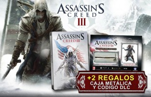 Comprar Assassins Creed 3 Freedom Edition | Videojuego Xbox 360 / Xbox 360