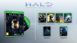 Comprar The Master Chief Collection | Videojuego Xbox One / Xbox One