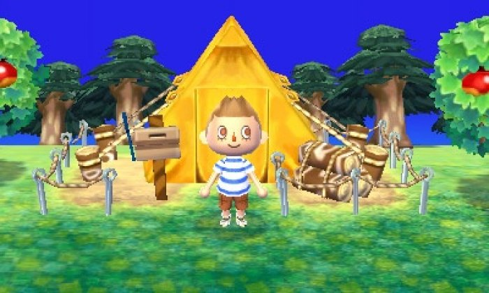 Resultado de imagen de Animal Crossing New Leaf 3ds