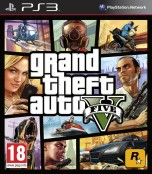 Comprar Grand Theft Auto V en PlayStation 3 a 44.95€