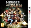 Comprar Heroes of Ruin en 3DS a 39.95€