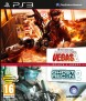 Comprar Pack 2 Juegos: Rainbow Six Vegas 2 + Ghost Recon Advanced Warfighter 2 en PlayStation 3 a 19.99€
