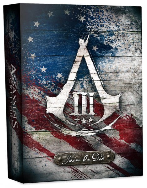 Assassins Creed 3 Join Or Die Edición Coleccionista