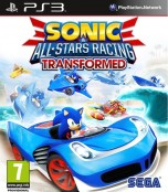 Comprar Sonic All-Stars Racing Transformed en PlayStation 3 a 36.95
