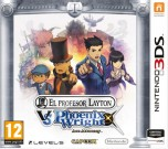 Comprar Profesor Layton Vs Phoenix Wright: Ace Attorney en 3DS a 39.95€