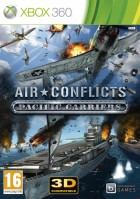 Comprar Air Conflicts: Pacific Carriers en Xbox 360 a 36.95€