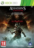 Comprar Assassins Creed 3: La Tirania del Rey Washington - Episodio 2 La Traición en Xbox 360 a 9.99€
