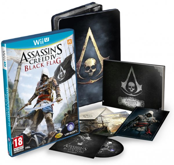 Assassins Creed IV: Black Flag Coleccionista