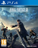 Comprar Final Fantasy XV Edicion Day One en PlayStation 4 a 59.95€