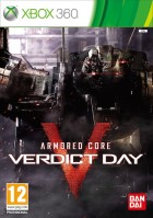 Comprar Armored Core V: Verdict Day en Xbox 360 a 39.95€