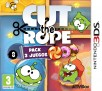 Comprar Cut the Rope en 3DS a 26.95€