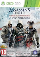Comprar Assassin's Creed: Birth of a New World - The American Saga en Xbox 360 a 26.95€