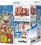 Comprar Captain Toad: Treasure Tracker + Amiibo Toad en Wii U a 49.95€