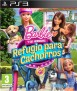 Comprar Barbie: Refugio para Cachorros de Barbie y sus Hermanas en PlayStation 3 a 26.95€