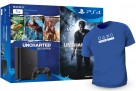 Comprar PS4 Consola Slim 1TB Uncharted Pack en PlayStation 4 a 359.95€