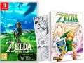 Comprar The Legend of Zelda: Breath of the Wild Manga Edition en Switch a 59.95€