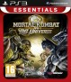 Comprar Mortal Kombat Vs DC Universe en PlayStation 3 a 19.99€