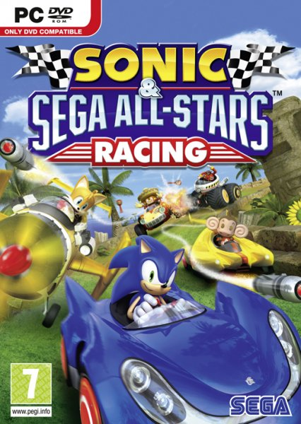 Sonic and Sega Allstars Racing [Español] [Full - ISO] [RELOADED] - Juegos Pc Games - Lemou's Links - Juegos PC Gratis en Descarga Directa