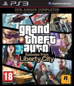 Comprar Grand Theft Auto: Episodes From Liberty City en PlayStation 3 a 26.95