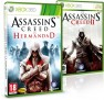 Comprar Pack Ezio Auditore - Assassins Creed: La Hermandad + Assassins Creed Ii en Xbox 360 a 46.95€