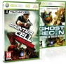 Comprar Pack Splinter Cell Conviction + Ghost Recon Advanced Warfighter en Xbox 360 a 24.99€