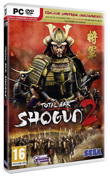 Shogun 2 Total War [Full 3DVD5] [Español] [MU-FLS-BS]