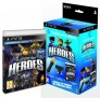 Comprar Playstation Move Heroes + Move Starter Pack en PlayStation 3 a 56.95€