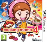 Comprar Cooking Mama 4 en 3DS a 41.95€